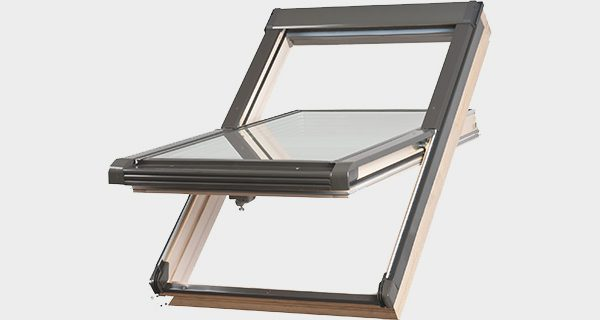ISO I6 – okno dachowe e na ciężkie mrozy