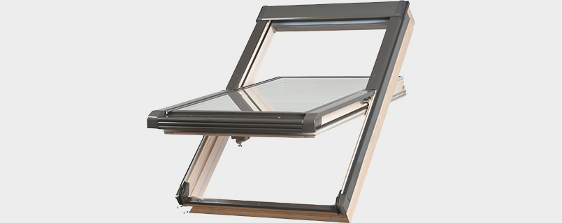 ISO I6 - okno dachowe e na ciężkie mrozy