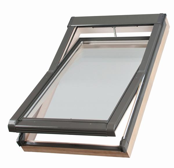 Elektrycznie sterowane okna dachowe OKPOL nowy model