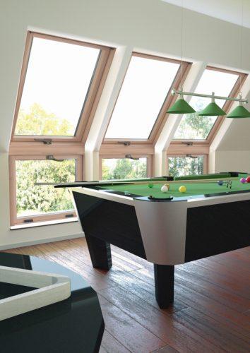 Okna kolankowe IKDU I6 firmy Okpol