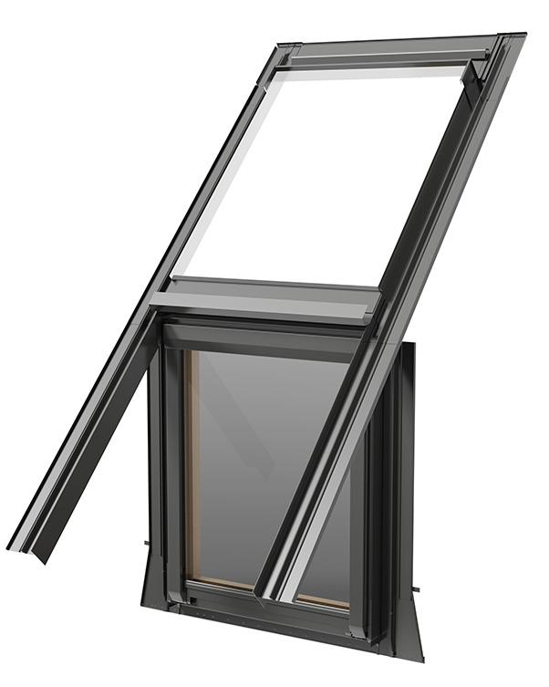 Okno kolankowe Ikdu I6 firmy Okpol