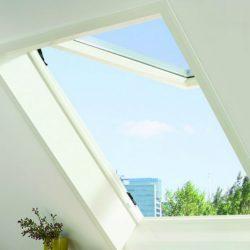 Okna dachowe, a technologie